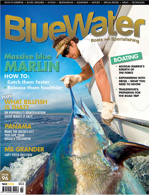 Bluewater Magazine Issue 96