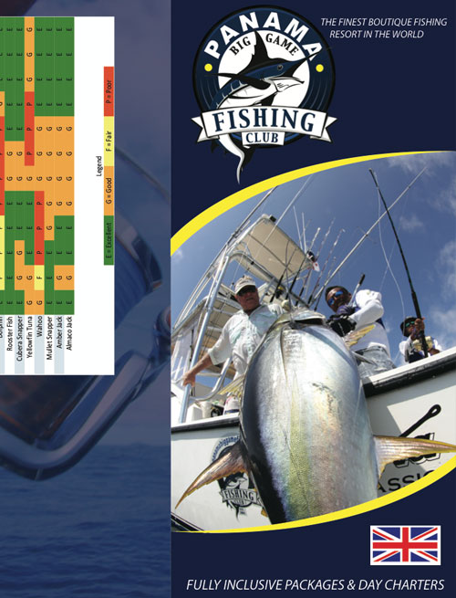 Panama Big Game Brochure English
