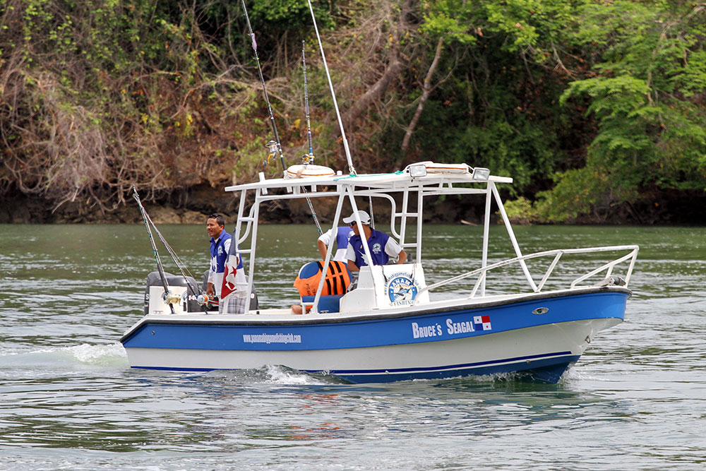 Panama Big Game Fishing Boats