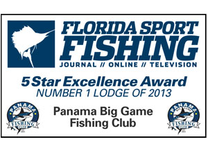 Florida Sport Fishing Award