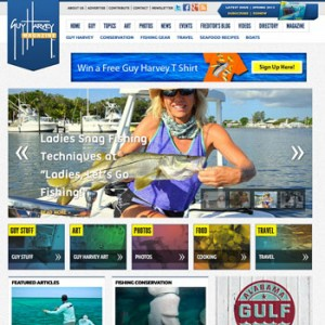Guy Harvey Magazine