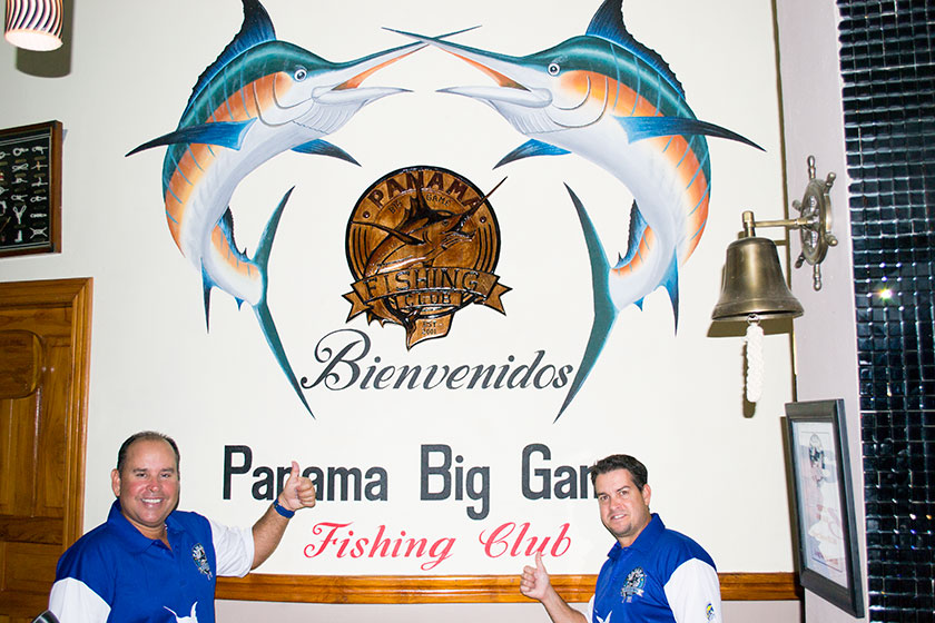 Panama Fishing Club