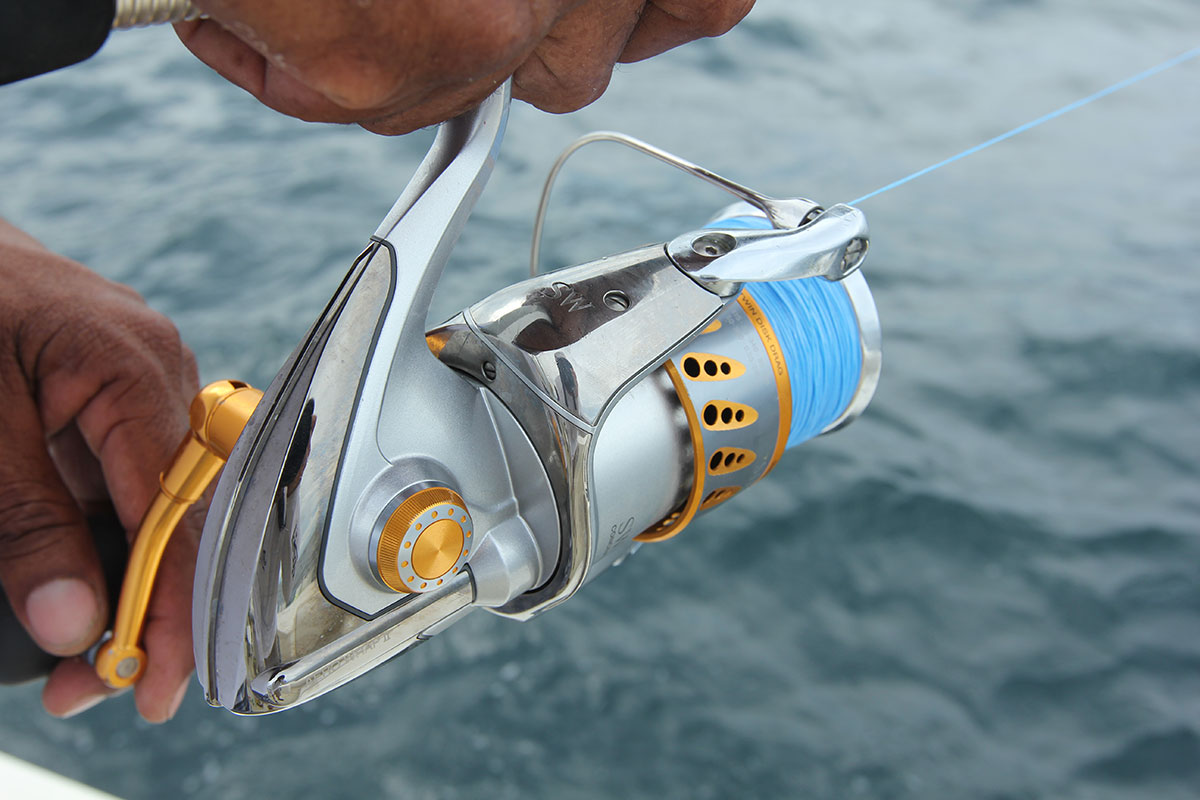 Fishing Reel and Lures for Panama Big Game Fishing