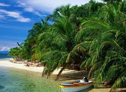 San Bias Islands Panama